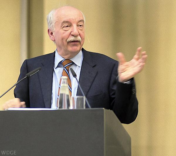 Prof. Dr. Gerd Gigerenzer Preistraeger Deutscher Psychologie Preis 2011