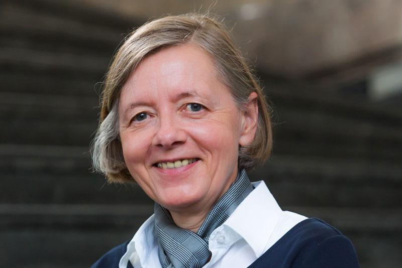 Deutscher Psychologiepreis 2015 Prof. Dr. Preisträgerin Barbara Krahé